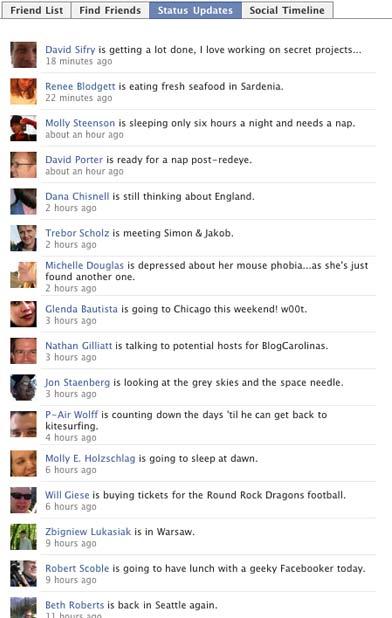 Funny facebook status meth - BonifaceEchevar's blog