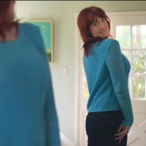 Check me out in the new Weight Watchers commercial