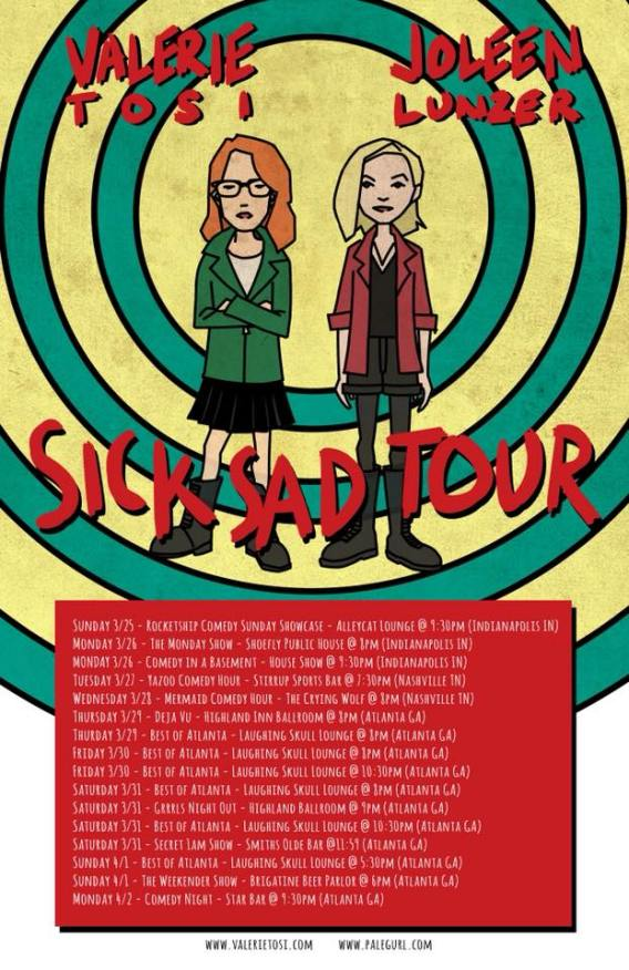 sick sad tour